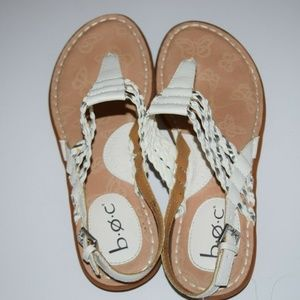 b.o.c. Shoes - BORN CONCEPT b.ø.c. Adrie Thong Sandals Slingback